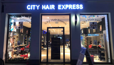 City Hair Express Passau 3D Model