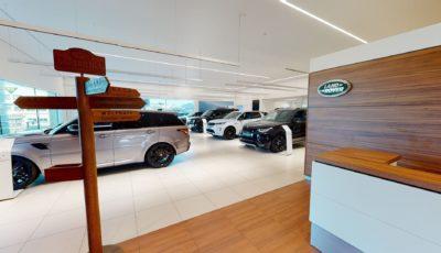 Land Rover – Autocenter Wimmer Passau 3D Model