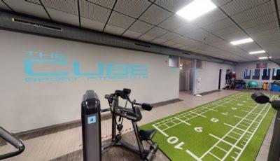 Geschützt: THE CUBE Sport Fitness Club 3D Model