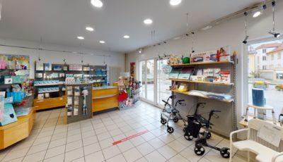 Burgstaller Gesundheitszentrum 3D Model